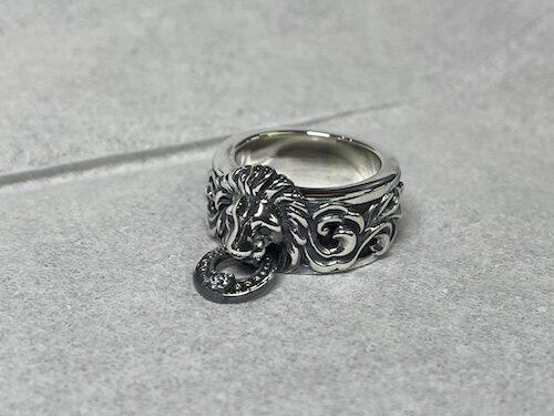 ジャスティンデイビス 指輪 サイズ直し 210509