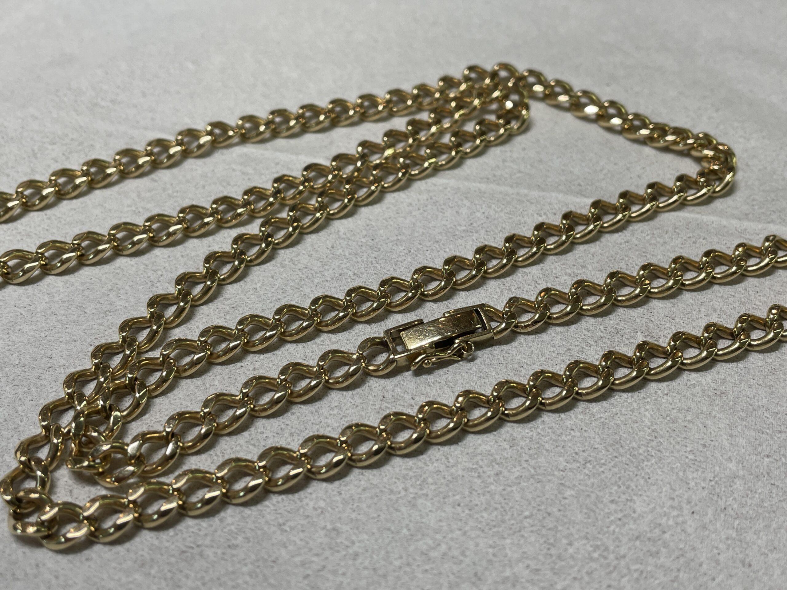 ゴールド ネックレス 210720