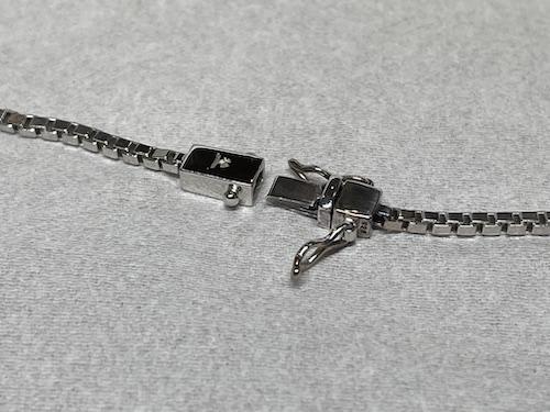トムウッド  ネックレス修理 211012