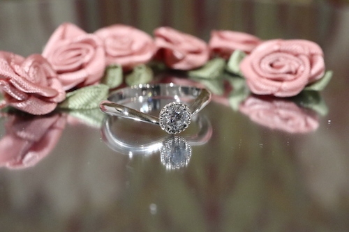 婚約指輪 211014